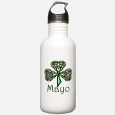 Mayo Shamrock Water Bottle