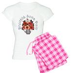 Birthday Bouquet Women's Light Pajamas