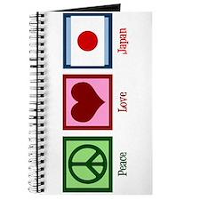 Peace Love Japan Journal