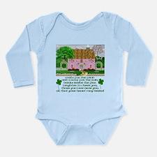 Irish Marriage Blessing Long Sleeve Infant Bodysui
