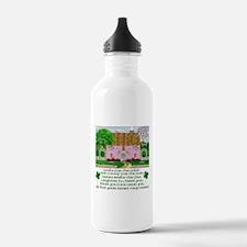 Irish Marriage Blessing Water Bottle