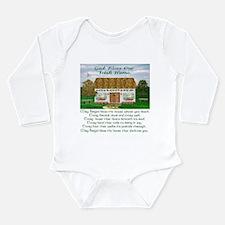 House Blessing (Brigid) Long Sleeve Infant Bodysui