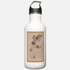 Irish Terrier Water Bottle
