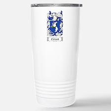 Cleland Travel Mug