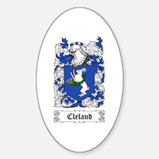 Cleland Decal