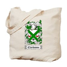 Clarksone Tote Bag