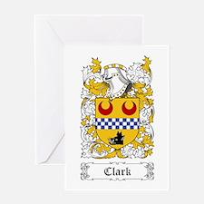 Clark Greeting Card