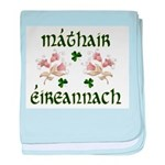 Irish Mother baby blanket