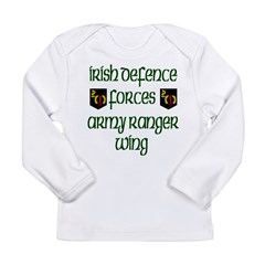 Irish Special Forces Long Sleeve Infant T-Shirt