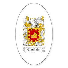 Chisholm Decal