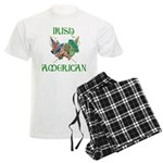 Irish American Unity Men's Light Pajamas