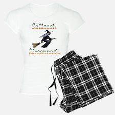 Irish Witch (Flying) Pajamas