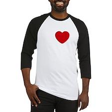 Two Sided I Heart SD Baseball Jersey