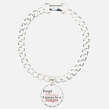 Forget princess Vampire Charm Bracelet, One Charm