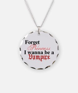 Forget princess Vampire Necklace