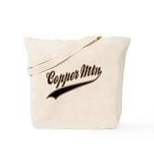 Copper Mountain Baseball Tote Bag