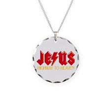 Jesus Highway to Heaven Necklace