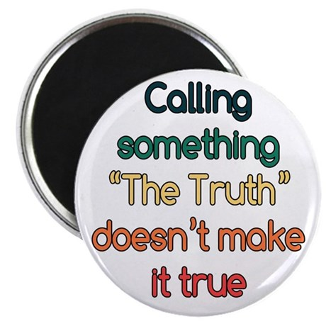 "The Truth 2.25"" Magnet (100 pack)"