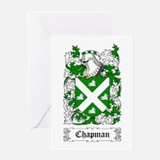 Chapman Greeting Card