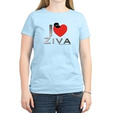 I Heart Ziva T-Shirt