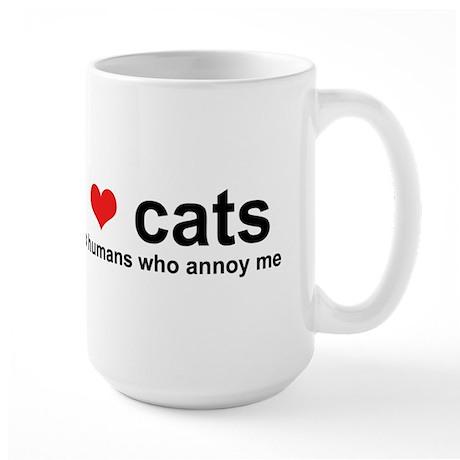 ILoveCats Mugs