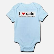 ILoveCats Body Suit