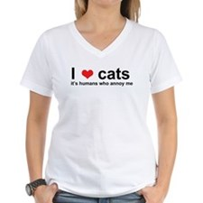 Unique Cats Shirt