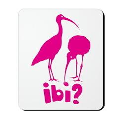 ibi? Mousepad