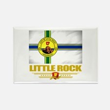 Little Rock Pride Rectangle Magnet