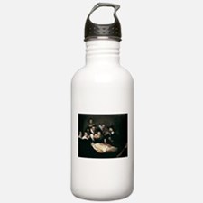 Anatomy Lecture of Dr Nicolae Sports Water Bottle