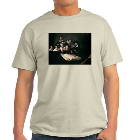 Anatomy Lecture of Dr Nicolae Light T-Shirt