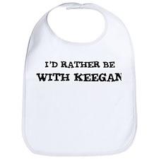 With Keegan Bib