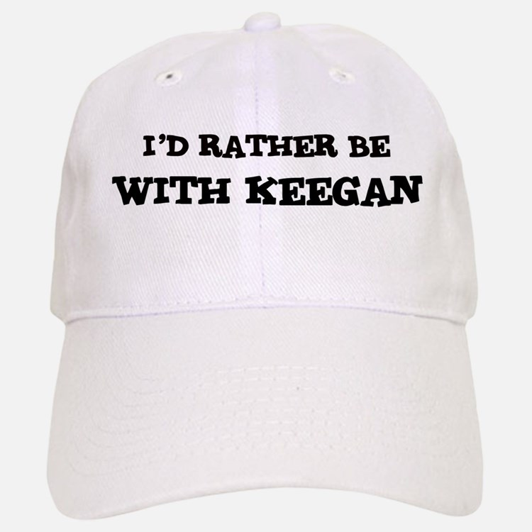 With Keegan Baseball Baseball Cap