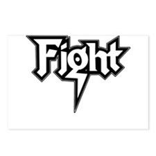 Fight Postcards (Package of 8)