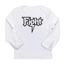 Fight Long Sleeve Infant T-Shirt