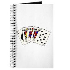 Spades Royal Flush Journal