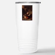Holy Family with Angels Travel Mug