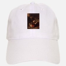Holy Family with Angels Baseball Baseball Cap