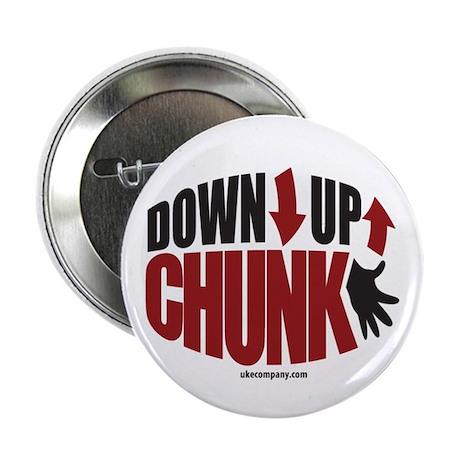 "Down Up Chunk Ukulele 2.25"" Button"