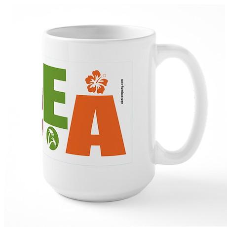 GCEA Ukulele Large Coffee Mug