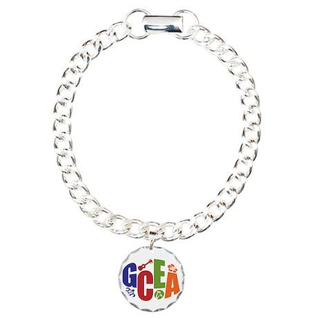 GCEA Ukulele Charm Bracelet, One Charm