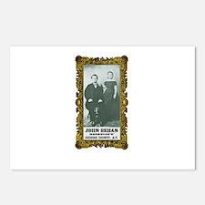 John Behan Sheriff Postcards (Package of 8)