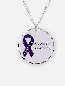 Sister CF Hero Necklace