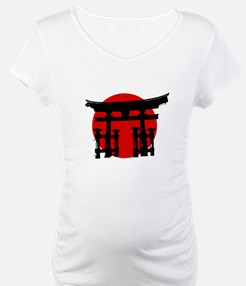 Japan Relief - Shinto Shrine Shirt