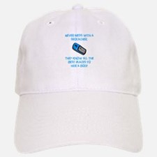 Don't Mess With A Geocacher! Baseball Baseball Cap