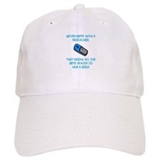 Don't Mess With A Geocacher! Baseball Cap