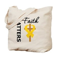 COPD Faith Matters Tote Bag
