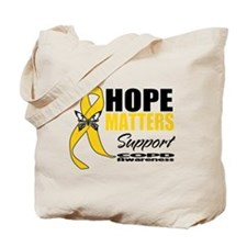 COPD Hope Matters Tote Bag