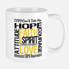 COPD Can't Take My Hope Mug