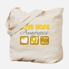 COPD Love Hope Tote Bag